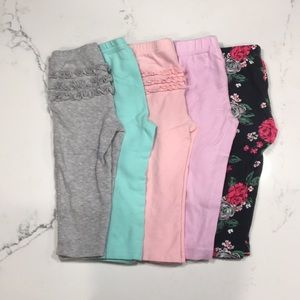 Other - 5 pair bundle 18 month girls pants